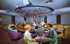 Purple Tree Lounge - Indianapolis, Indiana  Manger Motor Inn