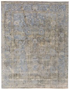 Elegant Antique Reproduction U2013 Stone Wash Collection | Marc Phillips Rugs