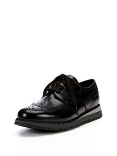 Wingtip Sneakers