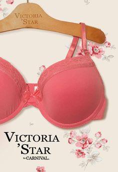 Lencería bonita y sexy a la vez. #melodijounpajarito Victoria'Star by Carnival lencería.
