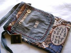 hipbag denimpockets