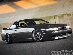 1995 240SX    I SOOOO want my 240 to look like this one day. Delish!