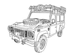 LAND ROVER BOOKLET on Behance