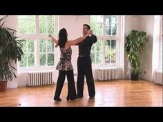 Slow Waltz Intermediate Silver Routine - Inspiration 2 Dance London - YouTube