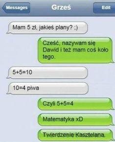 Polish Memes, Haha, Funny, Beautiful, Ha Ha, Funny Parenting, Hilarious, Fun, Humor