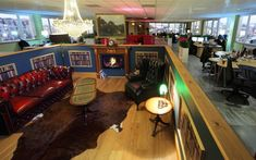 Top 10 coolest offices in UK - Telegraph