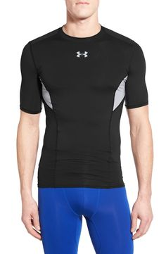 Under Armour 'CoolSwitch' HeatGear® Compression Training T-Shirt