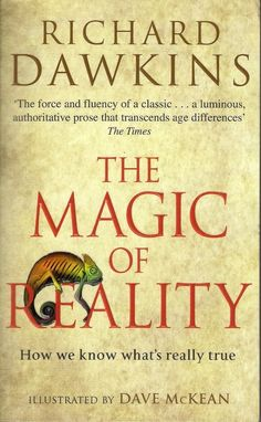 The Magic of Reality by Richard Dawkins | These Are The Books Bill Gates Thinks You Should Read This Summer