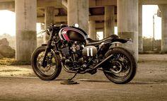 Macco Motors The Hustler - The Bike Shed