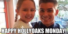 Hollyoaks monday