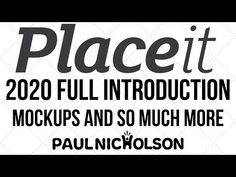Placeit Introduction 2020 – Create Mockups For Your Print On Demand Products Quickly – T-shirts Channel – The T-Shirt Design News and Reviews