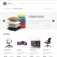 clip cart – clean & modern ecommerce theme. $79