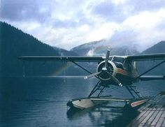 Turbo Beaver (de Havilland Canada DHC-2 Beaver) - I spent two summers in one of these mapping Gypsy Moth and Spruce Budworm in the Great Lake States. Float Plane, Sea Plane, Image Avion, Civil Aviation, Aviation Art, Bush Pilot, Aviation Civile, Bush Plane, Old Planes
