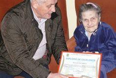 Klara Marcus compie 101 anni,si salvò perchè era terminato il gas...