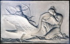 Bertel Thorvaldsen 1770-1844: Leda and the Swan, 1841. The Thorvaldsen Museum…