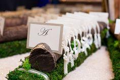 Unique, natural placecard ideas. #sandiegoweddings #destinationweddings #southerncaliforniaweddings #carlsbadweddingvenue #southerncaliforniaweddingvenue #beautifulweddingvenue #luxuryweddingvenue #weddingtabledecor #elegantweddingdecor #rusticplacecards