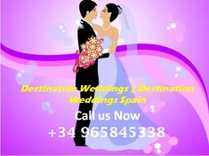 Enjoy an Enchanting Destination Weddings on the beach with cheap marriage offers. Book your favorite marriage location on weddingsinspain.eu and begin saving today.