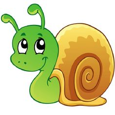 Use These Free Images Of Funny Snails Cartoon Garden Animal Images For Your Websites,Art Projects,And For Your Own Personal Use. Cartoon Kunst, Cartoon Drawings, Cartoon Art, Cute Drawings, Cute Cartoon, Snail Cartoon, Cartoon Garden, Cartoon Images, Snail Image