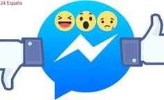 Facebook comienza a probar una especie de 'No me gusta' en la 'app' Facebook Messenger