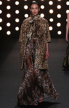 Naeem Khan :: By Collections :: AUTUMN WINTER 2014 :: LOOK 7