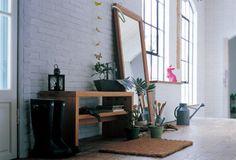 PAST(パスト) ミラー オーク | ≪unico≫オンラインショップ:家具/インテリア/ソファ/ラグ等の販売。