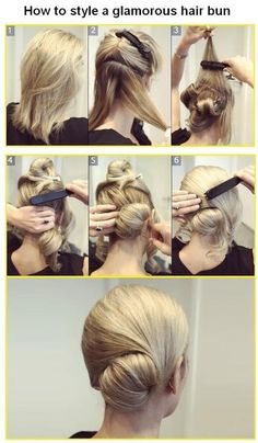 hairstyles for medium length hair updos