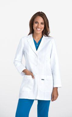 122 Best Lab Coats Images Lab Coats Fit Stylish Scrubs
