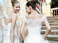 Raimon Bundo diseñador de vestidos de novias y complementos de diseño exclusivo y personalizado...