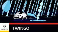 Renault Twingo - Raindrops - Go Anywhere, Go Everywhere!