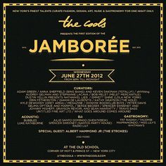 Haute on the Spot: Events: The Cools Jamboree