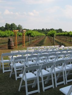 A Behind The Scenes Look At One Of Our Duplin Winery Weddings My Second Chance Pinterest And Wedding