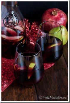 Fall Wine and Cheese Tasting Party Vodka Lemonade, Mango Lemonade, Ginger Lemonade, Winter Sangria, Christmas Sangria, Holiday Drinks, Christmas Gifts, Mexican Fruit Cups, Cinnamon Sugar Apples
