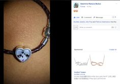 Make your pet be a part of your bracelet!!!