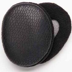 Black Faux Snakeskin EarbagsWant the latest styles to keep your ears cozy? then…