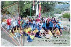 ASISTE AL ALBACETE-REAL SOCIEDAD POR 2 KILOS DE ALIMENTOS  Albacete Balompié Fútbol Grupo Scout Gilwell Noticias Albacete