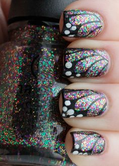 Repin if you are a fan of Nail Art and Fantastic Indie polish!