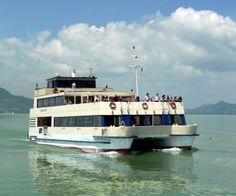 Balaton Sound Warm-Up Boat party at Lake Balaton for €25! Start your festival upon board! #summer #festival #party
