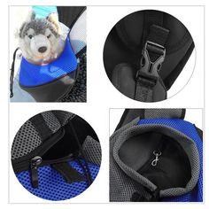 (Yellow) Pet Carrier Carrying Cat Dog Puppy Front Carrier Mesh Comfort Tote  Shoulder Bag Pet Backpack (S) - intl 506aca294