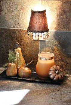 Savvy Seasons by Liz: Fall Kitchen Tour