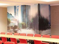 Fototapeta na ścianę, drukarnia EcoFormat - wnętrze hotelu, http://ecoformat.com.pl/hotel-z-muzyka-w-tle/