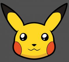Pokemon Characters - How to Draw Pikachu Easy
