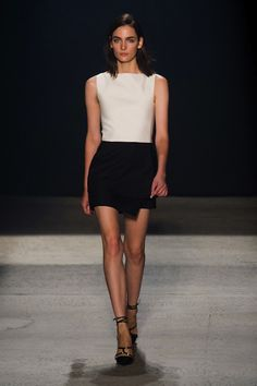 Narcisco Rodriguez SS14