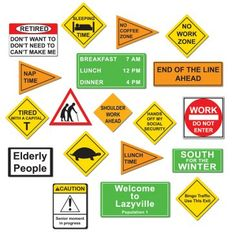 These items are no long available from the website but they are easy to recreate similar signs.