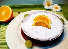 Tarta de queso ricotta a la naranja y sin gluten | Orange ricotta cheese...