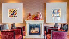 Lounge - Hampshire Hotel - 108 Meerdervoort Den Haag