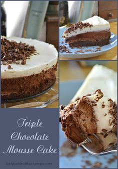 Mocha Layer Cake with Chocolate-Rum Cream Filling | Recipe | Chocolate ...