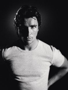 I really hope he's not as big of a jerk as people say he is. Christian Bale is an amazing actor.