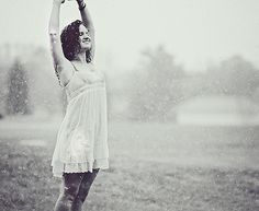 You're Never Too Old to Play in the Rain