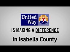 We are all United Way | United Way of Isabella County - YouTube