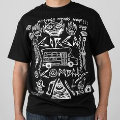 NONSENSE TEE - BLK Tees, Mens Tops, T Shirt, Fashion, T Shirts, Tee, Moda, Tee Shirts, La Mode